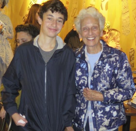 Ethan Itkin and Gailia Rutan