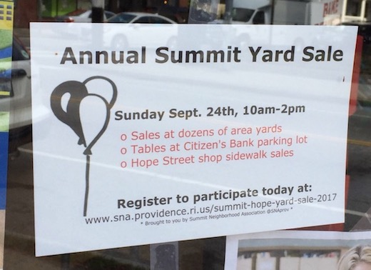 The form is at http://www.sna.providence.ri.us/summit-hope-yard-sale-2017/